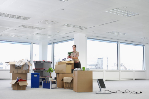 Office Space Decommissioning