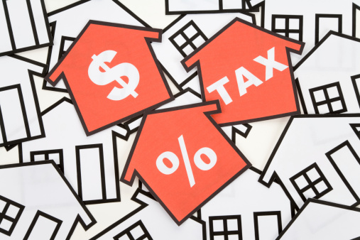tax treatment of real estate