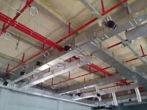 commercial sprinkler systems