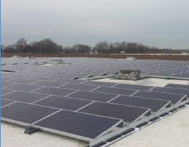 Commercial Industrial Solar Energy