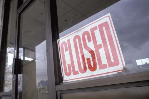 commercial tenant files for bankruptcy