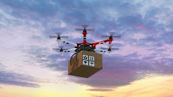 Business Risk Exposure from Drones