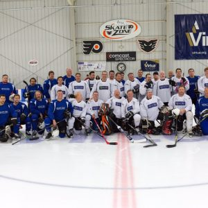 WCRE Celebrity Charity Hockey Game