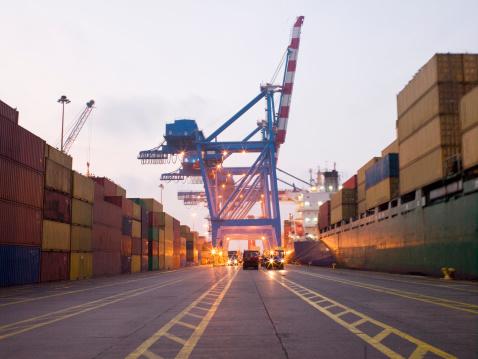 Gateway Port Development