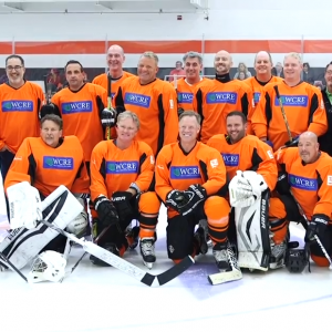 WCRE 2018 Celebrity Hockey Event