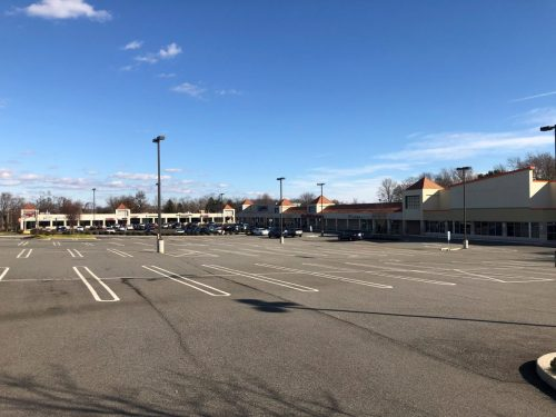 Route 130 & Willow Drive, Cinnaminson, New Jersey