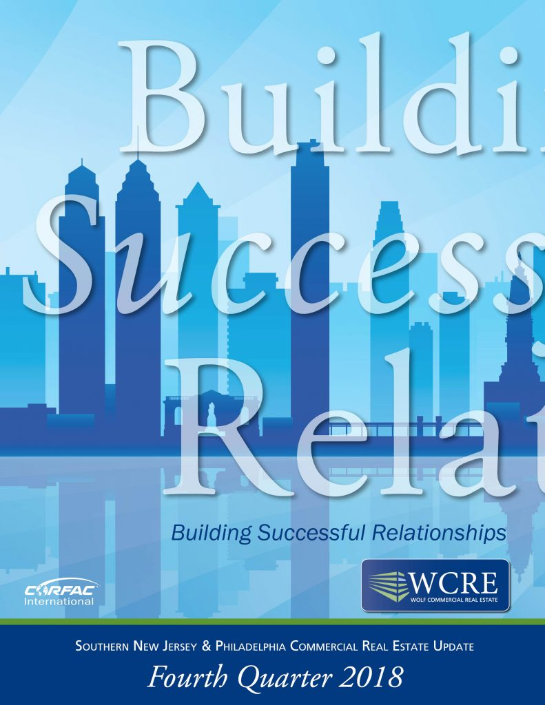 WCRE 2019 FOURTH QUARTER REPORT