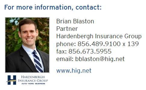 Brian Blaston Hardenbergh