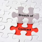 purchase agreement breaches and sale agreement breaches