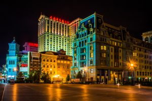 Atlantic City Casinos May Open Around July 4th