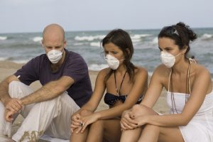 Murphy to Require Masks Outdoors