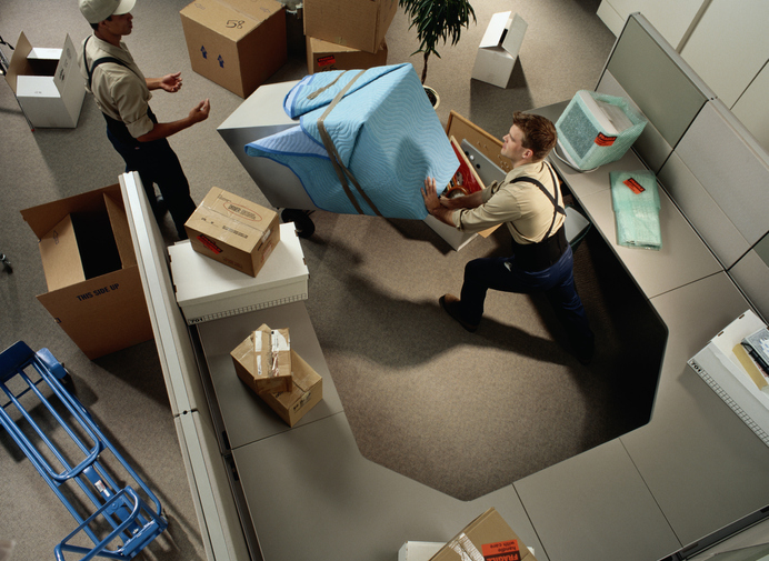 Office Relocation Plan & Objectives