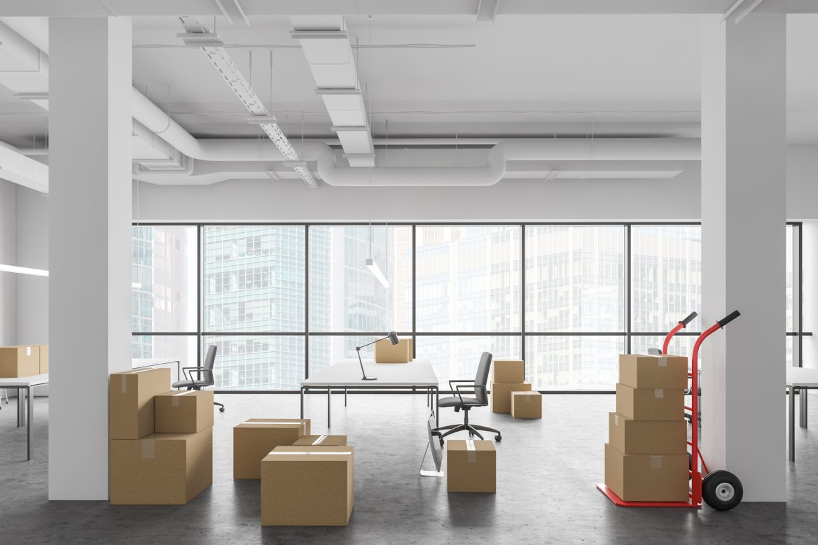 Moving Your Company to a New Location