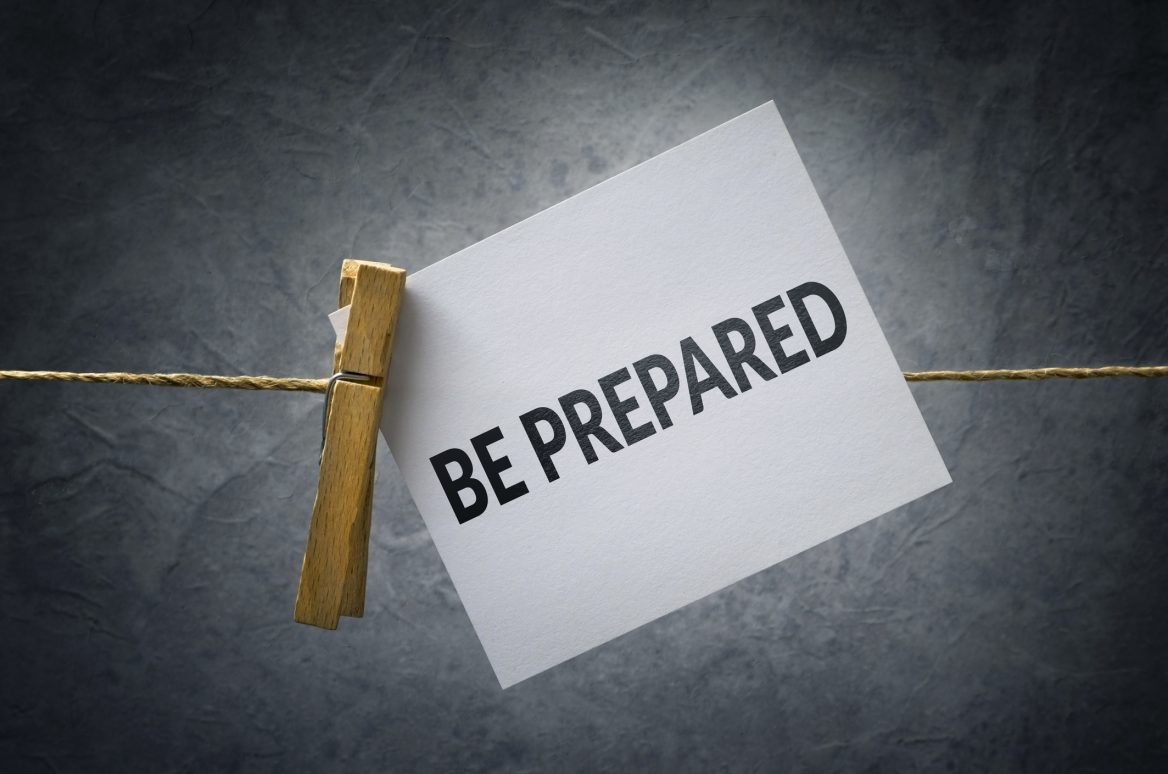 You can prepare your property for inclement weather but you should also have an emergency plan.